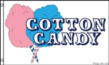 Cotton Candy Floss